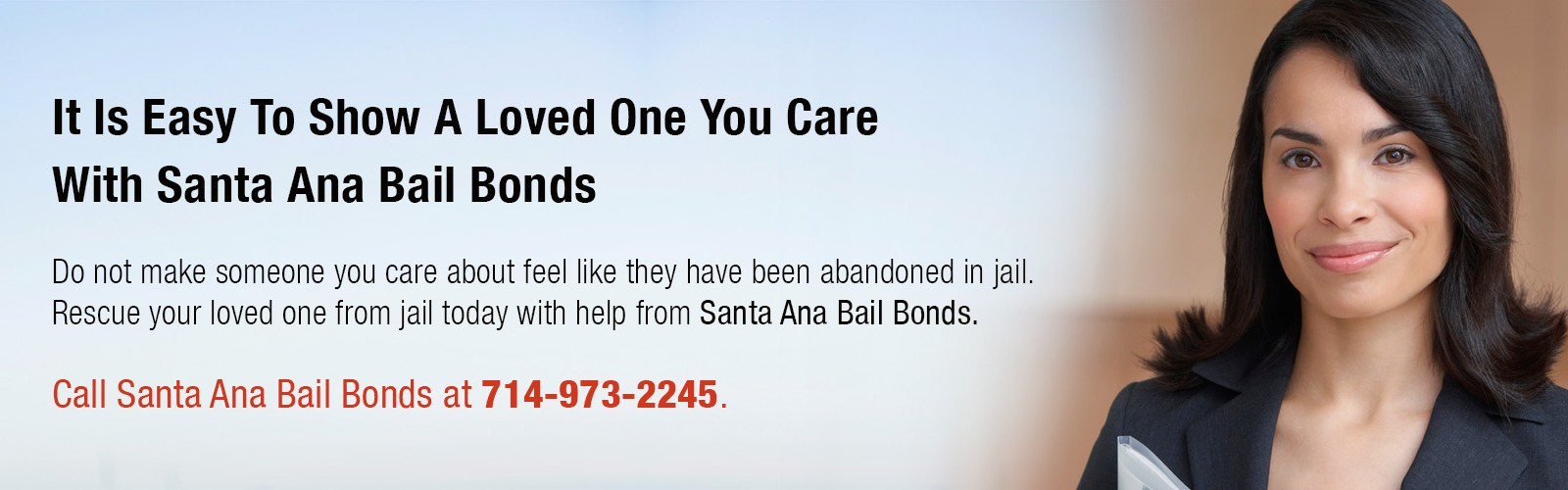 Santa Ana Bail Bonds® is a family owned and operated Bail Company.