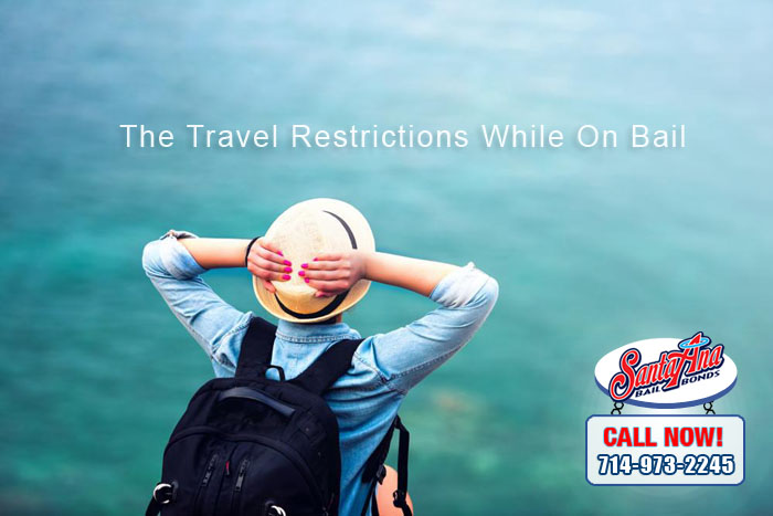 The Travel Restrictions While On Bail