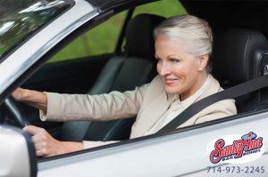 aware of California driving law