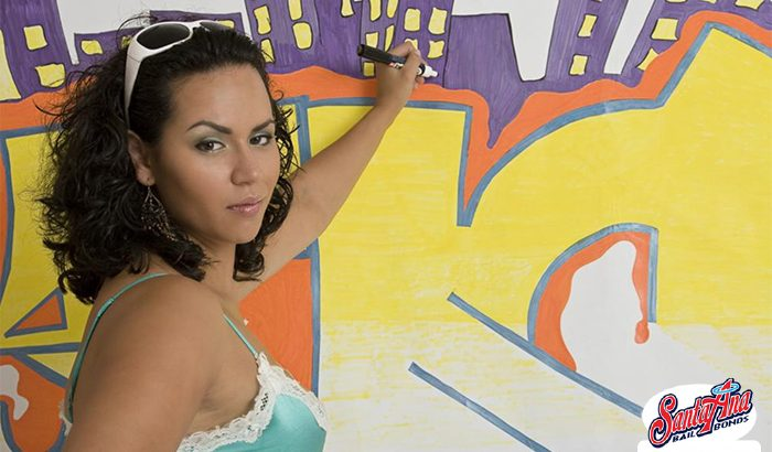 Tagging and Graffiti Laws in California