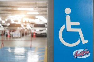 Wrongfully Parking in a Handicapped Spot